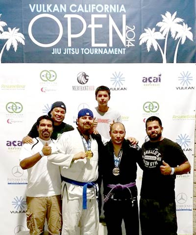 Vulkan California Open Jiu Jitsu Tournament