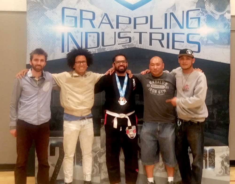 Grappling Industries BJJ Round-Robin Tournament Portland
