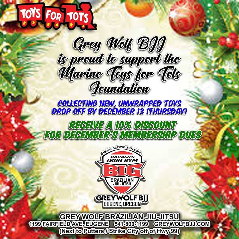 Donations for Toys for Tots