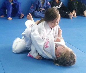 Brazilian Jiu-Jitsu Kids Program