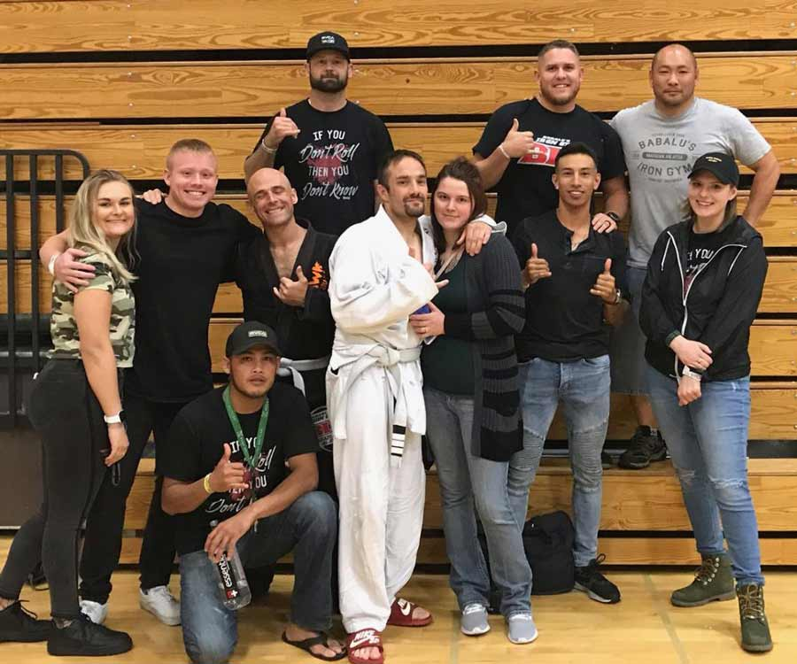 Sub League Oregon Open BJJ Tournament