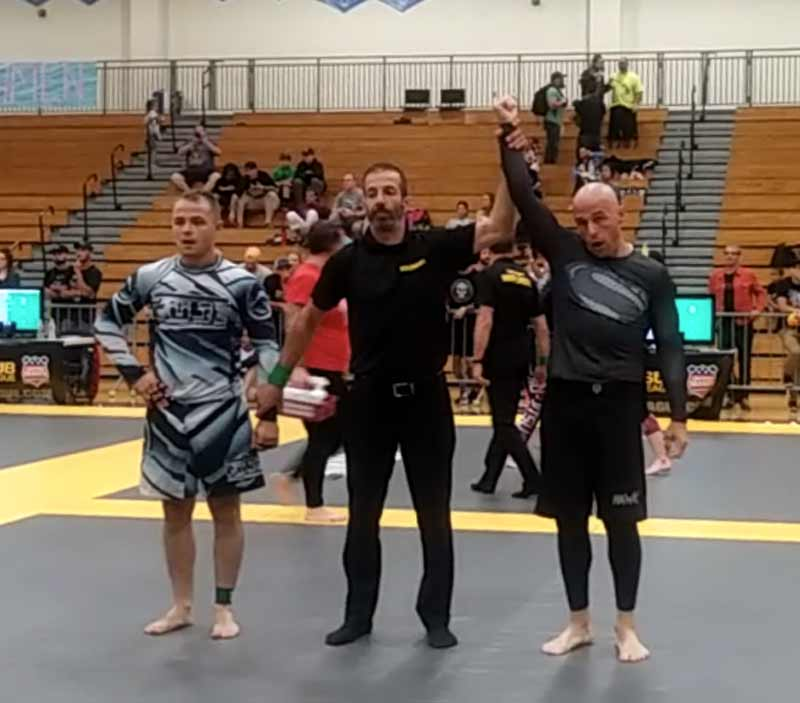 Sub League Tournament Sept 2019 - Nicki's NoGi Victory