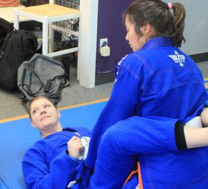 BJJ Women Classes