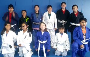 BJJ Kids Program