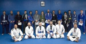 Adult BJJ Belt Ceremony and Promotions