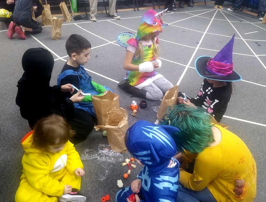 Kid's Halloween Party 2020
