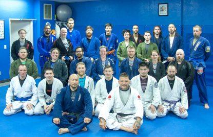 Half-Guard Seminar with Professor Babalu
