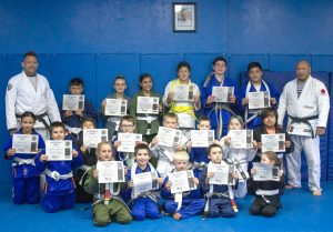 Read more about the article BJJ Kid's Belt Promotions